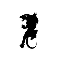 Panther-380x400 vector image