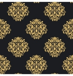 Vintage pattern seamless vector image vector image
