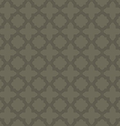 Abstract geometric vintage seamless pattern vector image