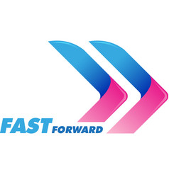 Fast forward symbol vector
