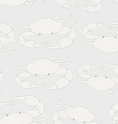 Krabbi12 vector image vector image
