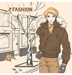 Fashion style5 vector