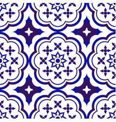 tile pattern design 01 vector image