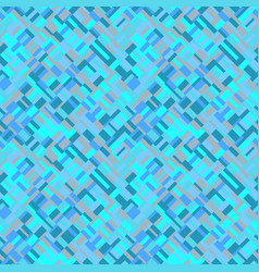 diagonal mosaic pattern background - abstract vector image