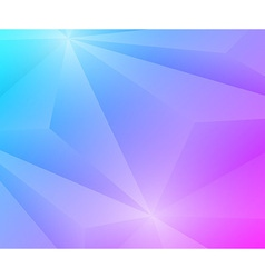 Poligon geometric gradient background vector