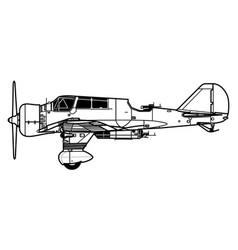 Pzl23 karas vector