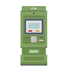 Atm payment vector