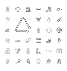 Drawn icons vector