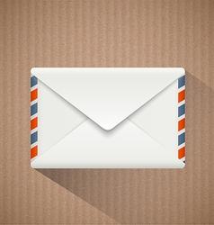 Envelope stock vector