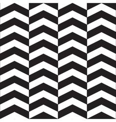 Chevron seamless pattern vector image vector image