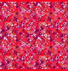 colorful geometrical diagonal mosaic pattern vector image
