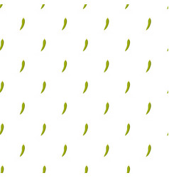Eucalyptus leaf pattern seamless vector