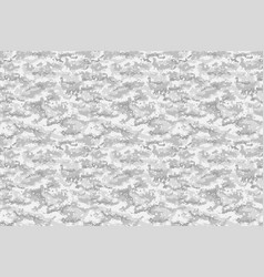 pale gray pixel camouflage military background vector image