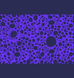 violet animal skin seamless pattern texture eps vector image