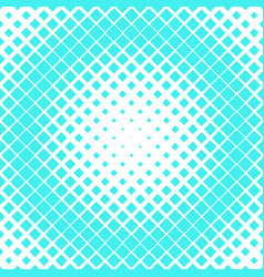 halftone square background pattern design vector image