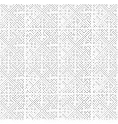 hmong pattern vector image