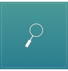 Search Searching Looking For Research Information vector image vector image