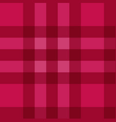 Color plaid pattern scottish texture textile vector