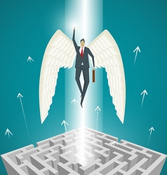 Business Concept 37 vector image