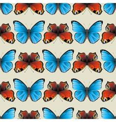 Butterfly seamless2 vector