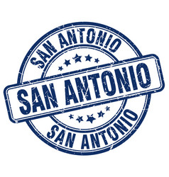 San antonio stamp vector