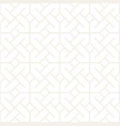 seamless subtle lattice pattern modern vector image