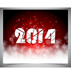 Happy new year abstract background vector image vector image