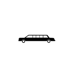 car limousine icon element of car type icon vector image