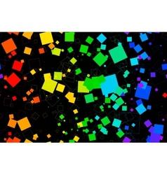 Eps10 file Seamless retro geometric pattern vector image