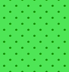Perforated background vector image vector image