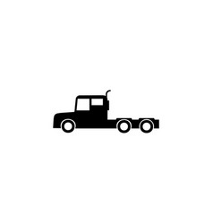 freight car icon element of car type icon premium vector image