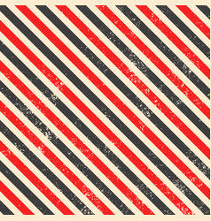 retro vintage line pattern vector image