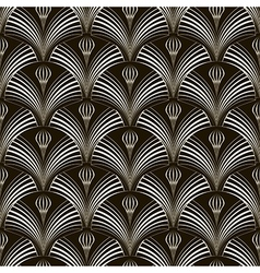 Seamless pattern with stylish elements repeating vector