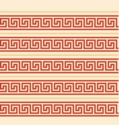 Chinese retro pattern vector