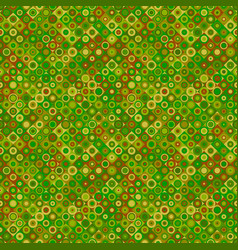 Seamless geometrical abstract square and circle vector