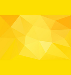 Yellow warm sunny background vector