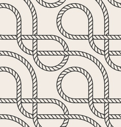abstract seamless background Line pattern vector image vector image