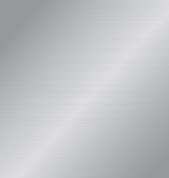 silver metal vector image vector image