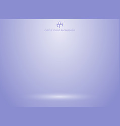 purple studio background with lighting for vector image