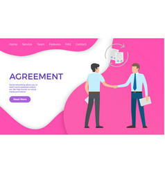 Agreement social networking allows reach potential vector