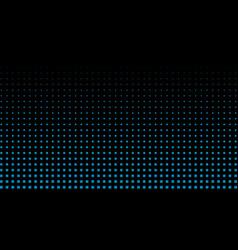 halftone futuristic background big data vector image