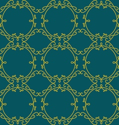 Lace seamless pattern Elegant vintage background vector