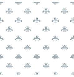 molecule water pattern seamless vector image