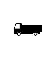 cargo van icon element of car type icon premium vector image