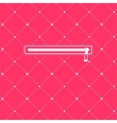 Element Zipper vector