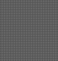 Gray Monochrome Geometric Seamless Pattern Texture vector image