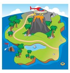 The Island vector