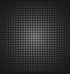 abstract halftone circle pattern background - vector image vector image