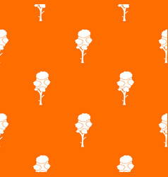 Linden pattern seamless vector