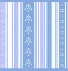 abstract seamless pattern with stripes bars and vector image
